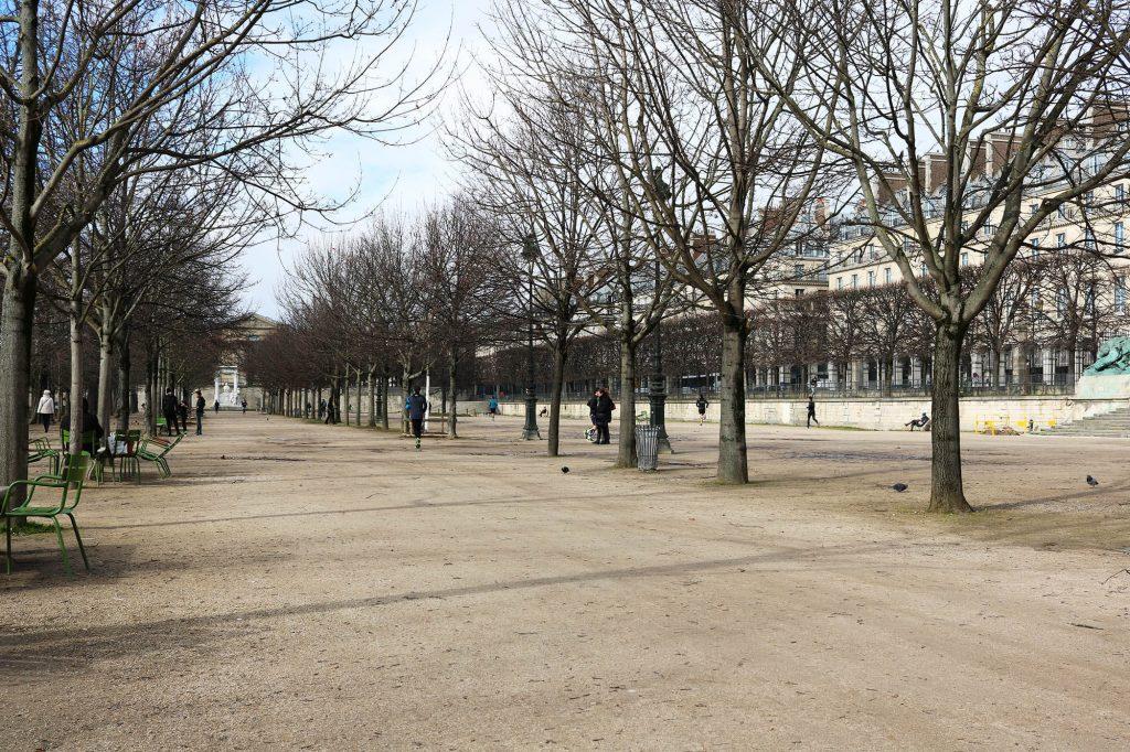 Paris parcs