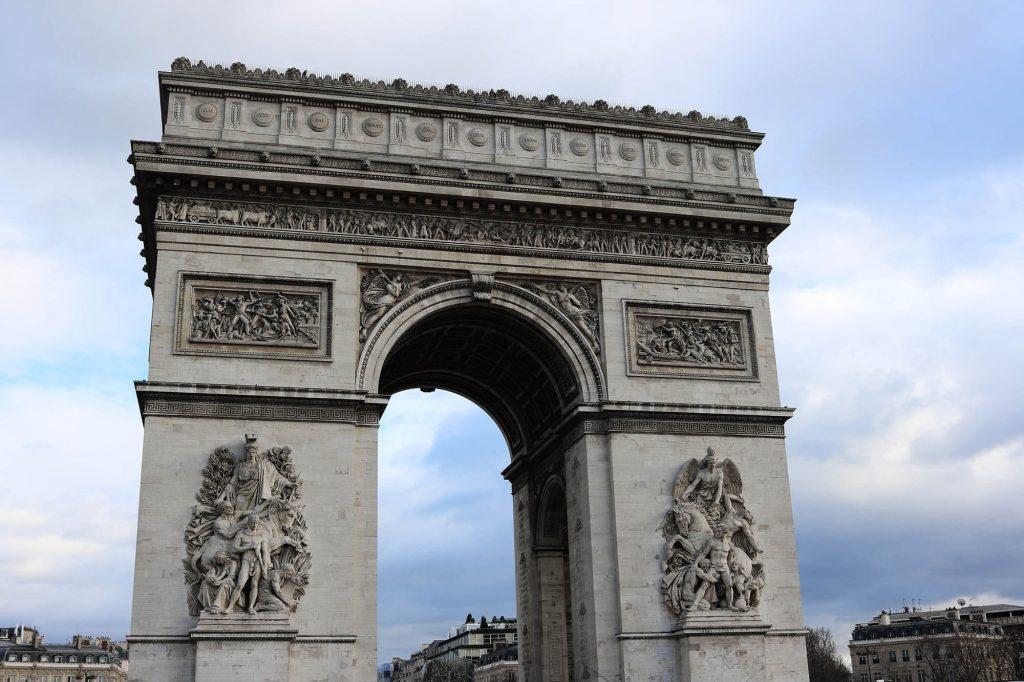 Arc de Triomphe Paris must do #paris #mustdoparis #arcdetriomphe