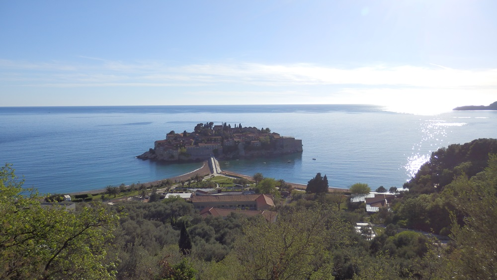 Sveti Island Montenegro