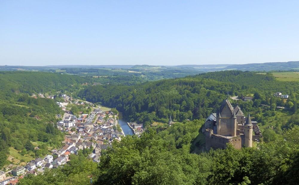 Luxembourg vianden
