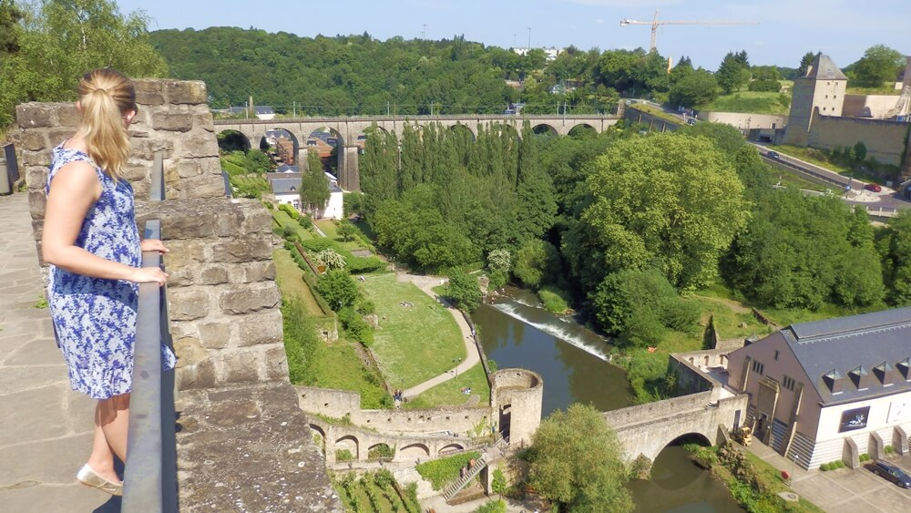 Luxembourg Tourist