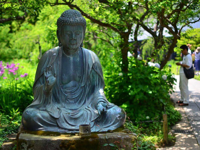Japan Budha