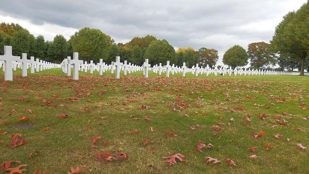 cemetery margraten
