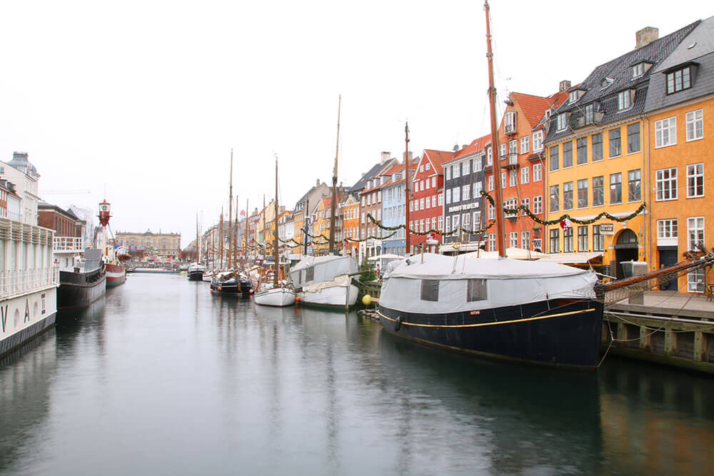 nyhaven must do Copenhagen