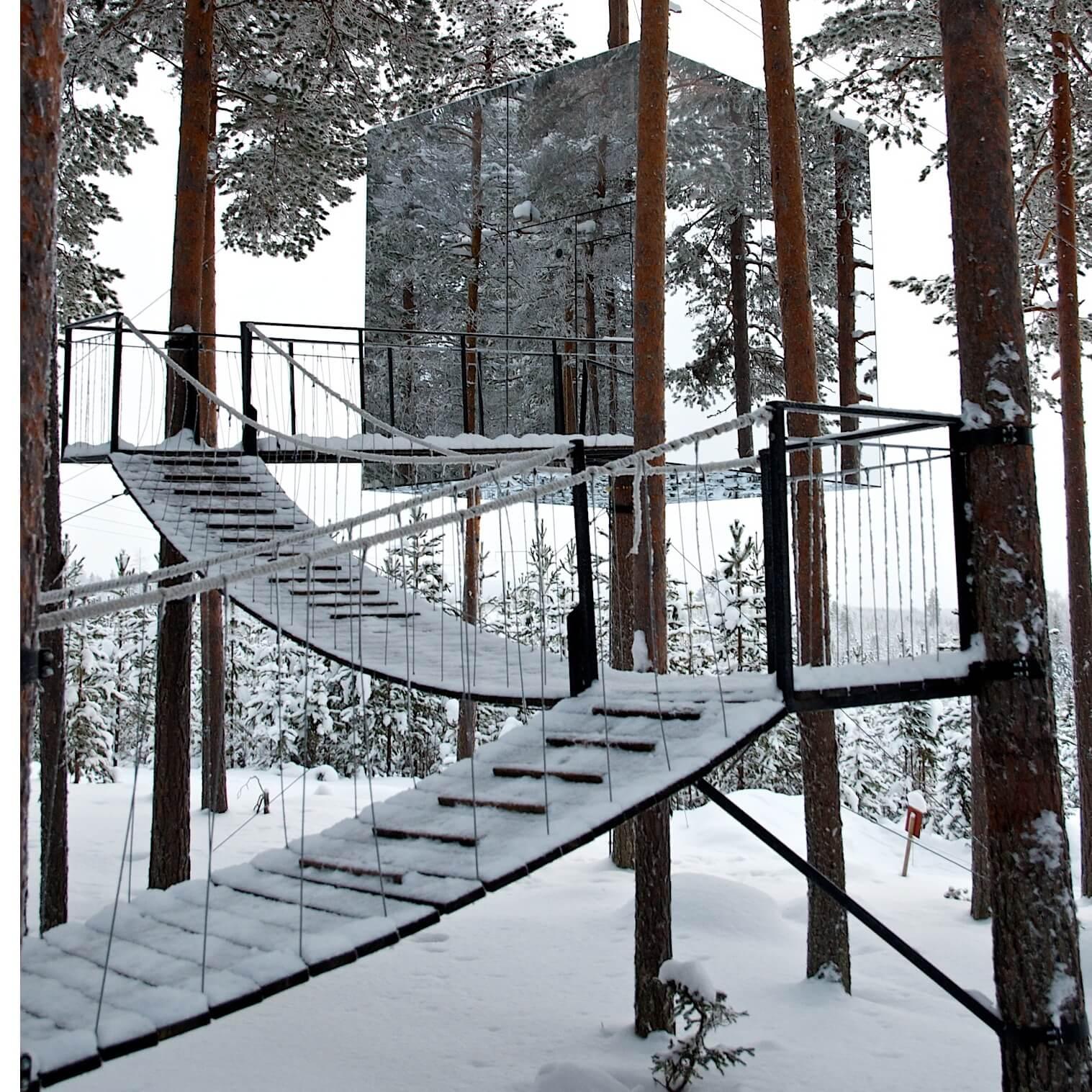 TreeHotel Scandinavia