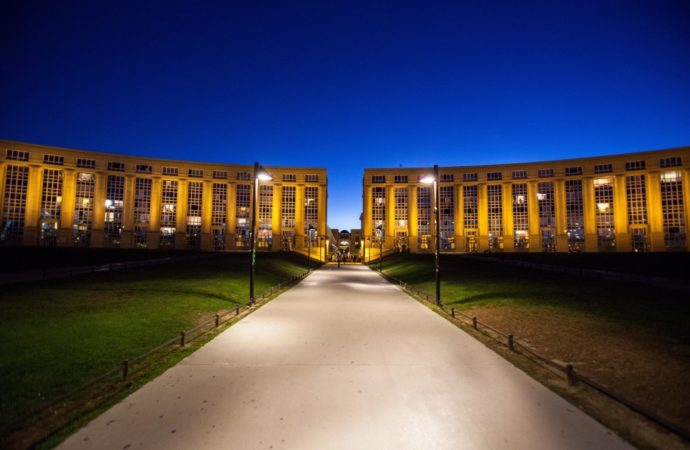 24 hours in energetic Montpellier – France