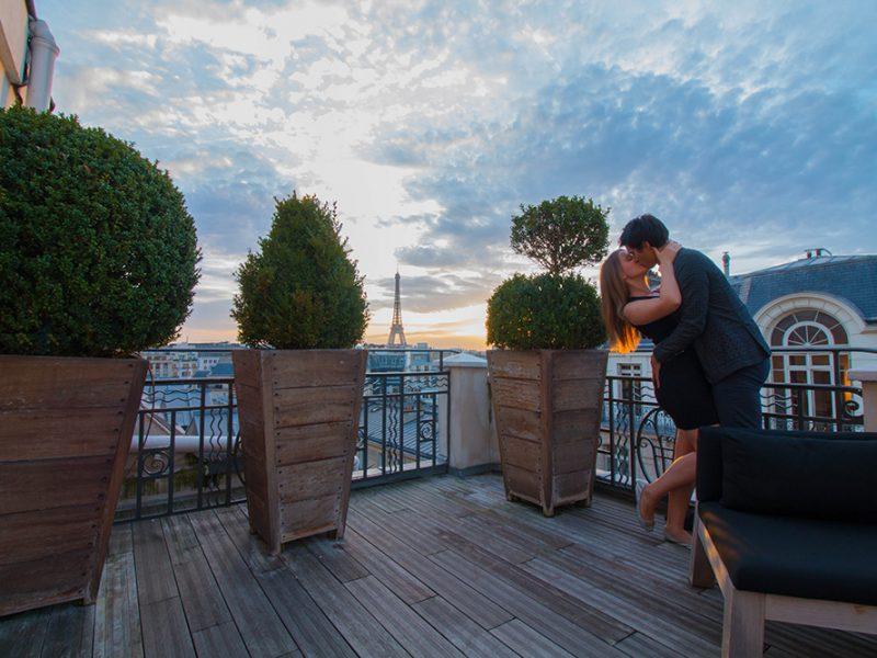 marignan suite Paris