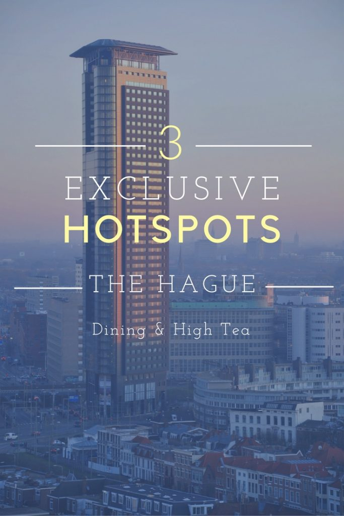 Exclusive hotspots the hague