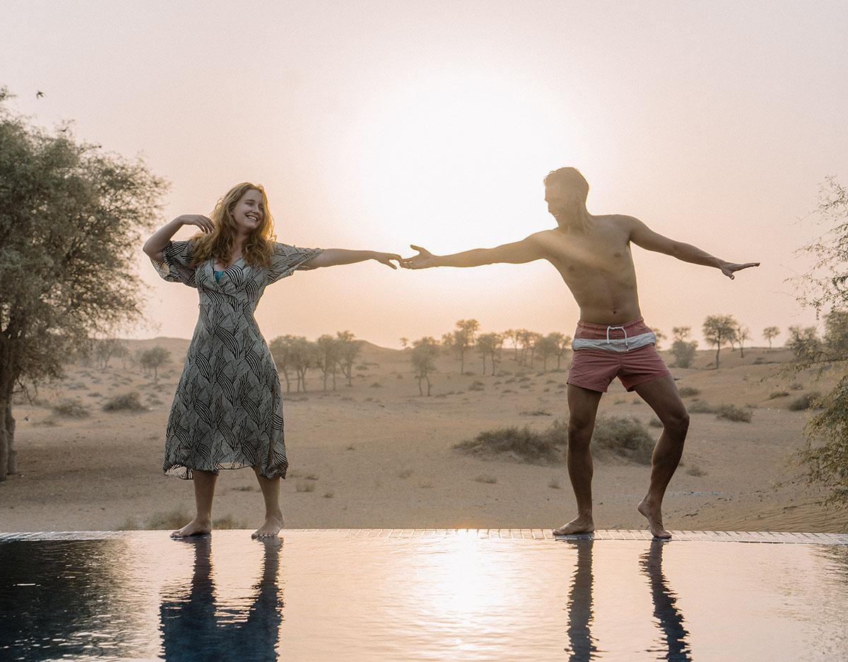Ritz Carlton Al wadi desert
