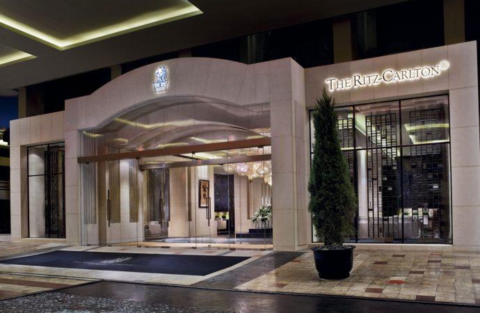 Ritz-Carlton Shanghai – The Portman