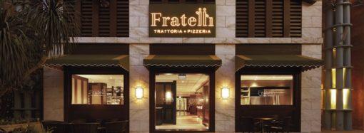 Fratelli Restaurant Singapore
